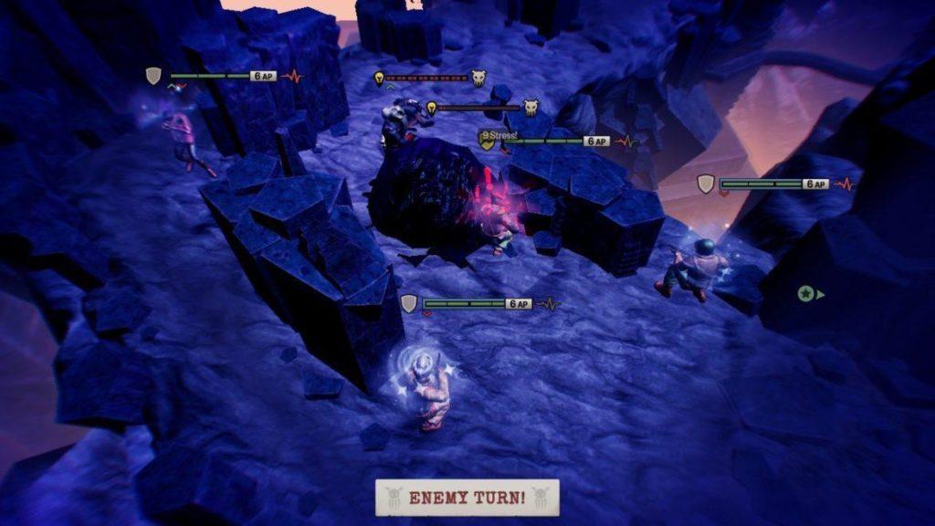 Обзор: Achtung! Cthulhu: Tactics - Пародия на XCOM, только с щупальцами. 4