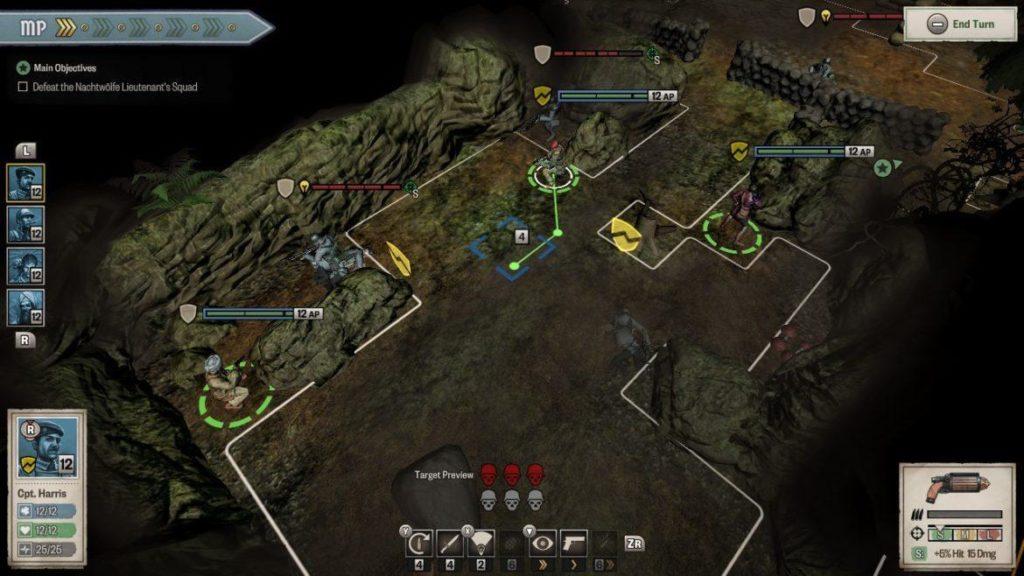 Обзор: Achtung! Cthulhu: Tactics - Пародия на XCOM, только с щупальцами. 2