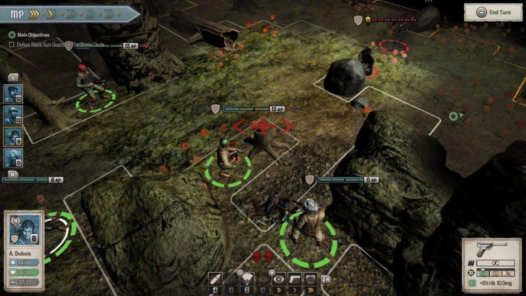 Обзор: Achtung! Cthulhu: Tactics - Пародия на XCOM, только с щупальцами. 7