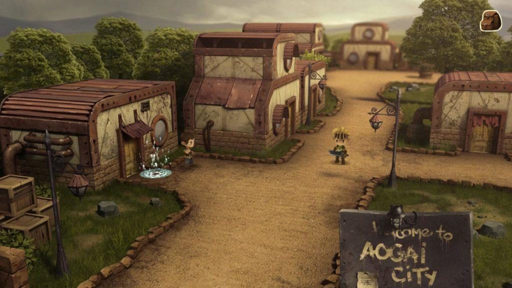 Обзор: Evoland Legendary Edition - Путеводитель по видеоиграм. 5