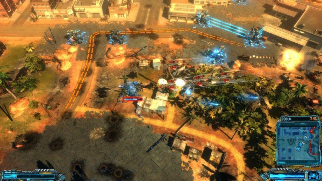 Обзор: X-Morph: Defense - Межпространственное беззаконие. 9