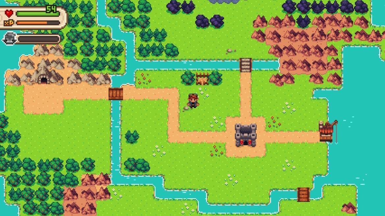 Обзор: Evoland Legendary Edition - Путеводитель по видеоиграм. 11