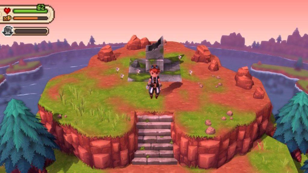 Обзор: Evoland Legendary Edition - Путеводитель по видеоиграм. 12