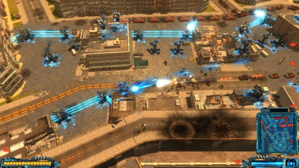 Обзор: X-Morph: Defense - Межпространственное беззаконие. 3