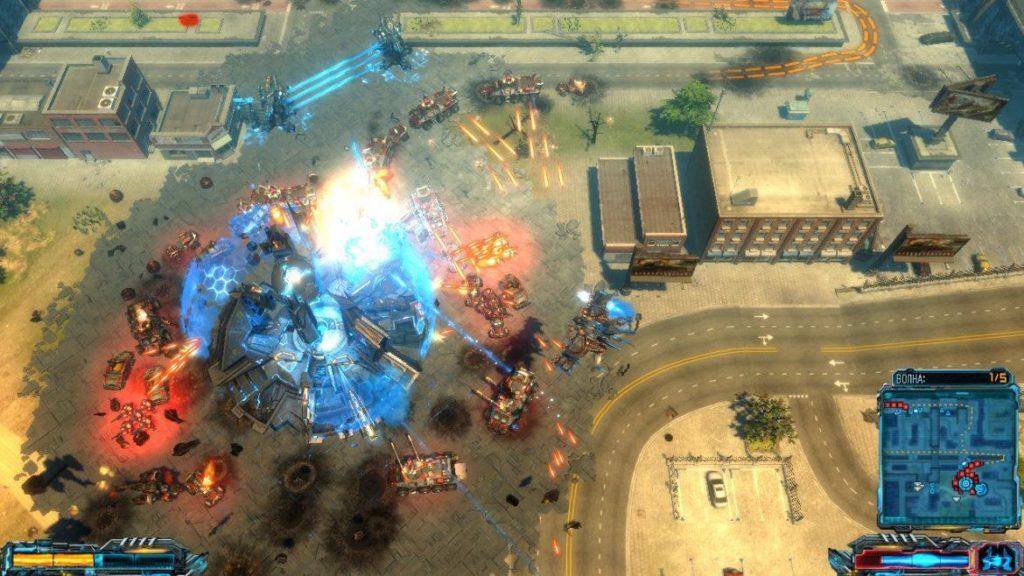 Обзор: X-Morph: Defense - Межпространственное беззаконие. 4