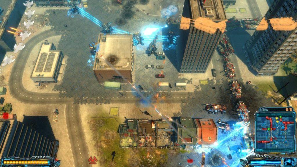 Обзор: X-Morph: Defense - Межпространственное беззаконие. 11