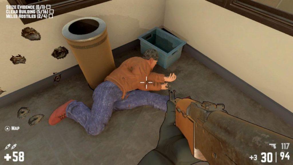 Обзор: RICO - Max Payne на самых минимальных минималках. 1