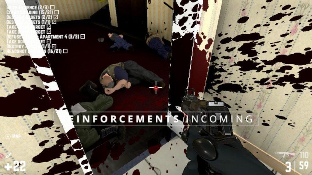 Обзор: RICO - Max Payne на самых минимальных минималках. 7