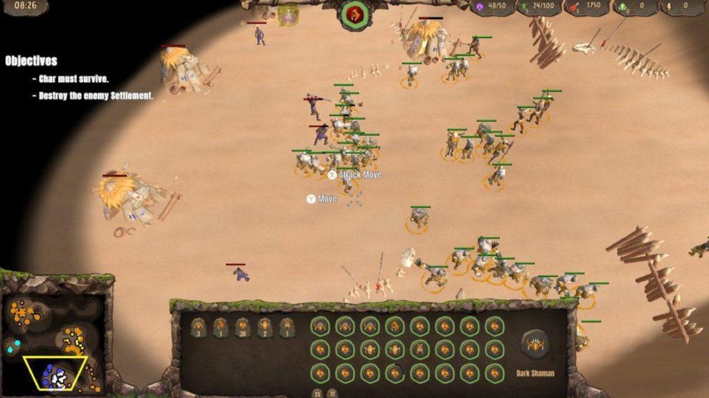 Обзор: Warparty – Миллионы лет до эры Warcraft 7