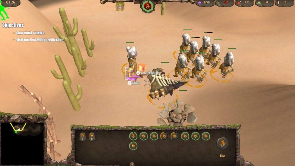 Обзор: Warparty – Миллионы лет до эры Warcraft 1