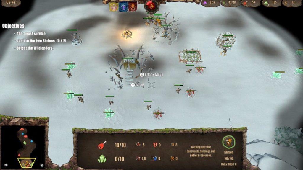 Обзор: Warparty – Миллионы лет до эры Warcraft 8