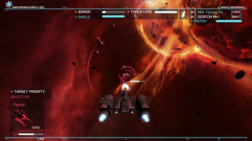 Обзор: Strike Suit Zero: Director's Cut - Тленное бытие космического вояки 8