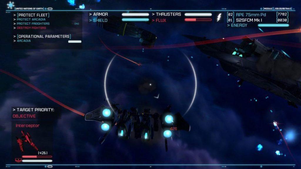 Обзор: Strike Suit Zero: Director's Cut - Тленное бытие космического вояки 10