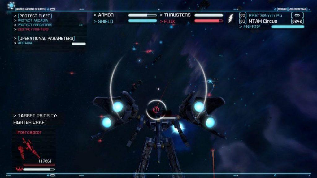 Обзор: Strike Suit Zero: Director's Cut - Тленное бытие космического вояки 27