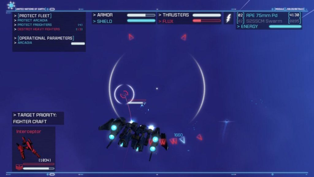 Обзор: Strike Suit Zero: Director's Cut - Тленное бытие космического вояки 33