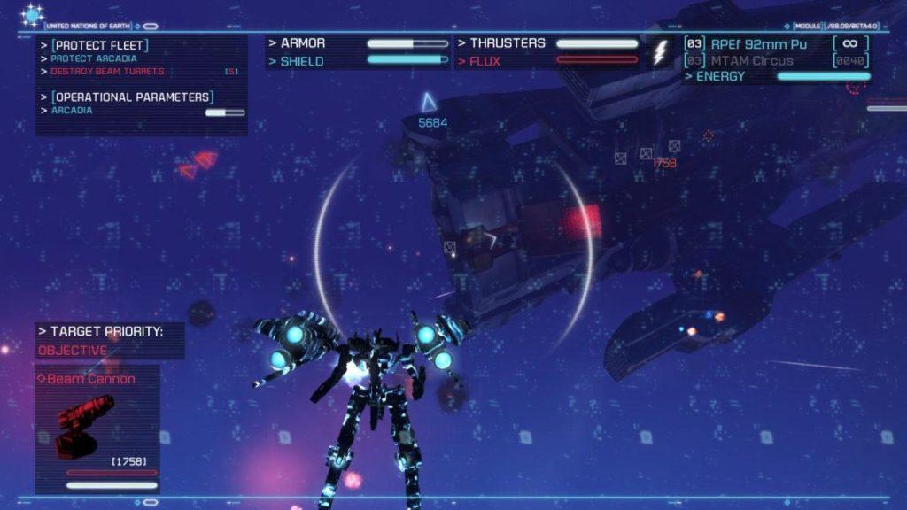 Обзор: Strike Suit Zero: Director's Cut - Тленное бытие космического вояки 28