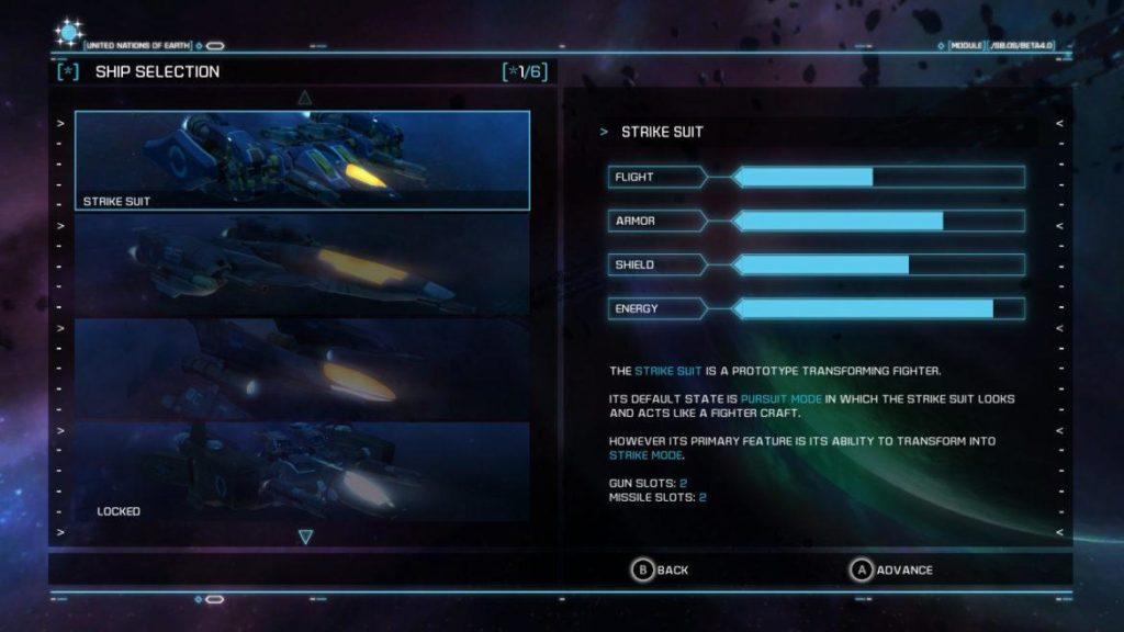 Обзор: Strike Suit Zero: Director's Cut - Тленное бытие космического вояки 24