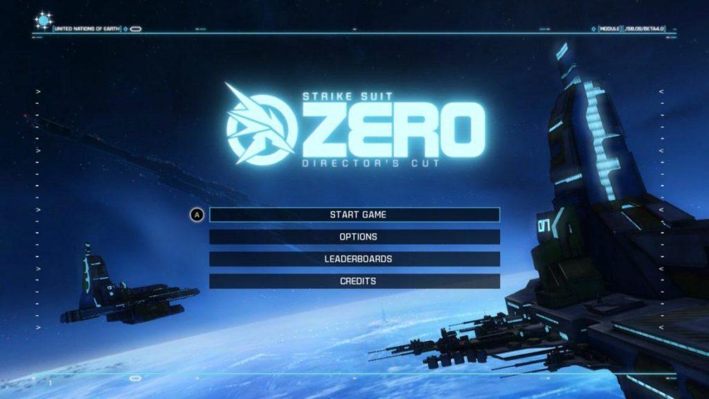 Обзор: Strike Suit Zero: Director's Cut - Тленное бытие космического вояки 1