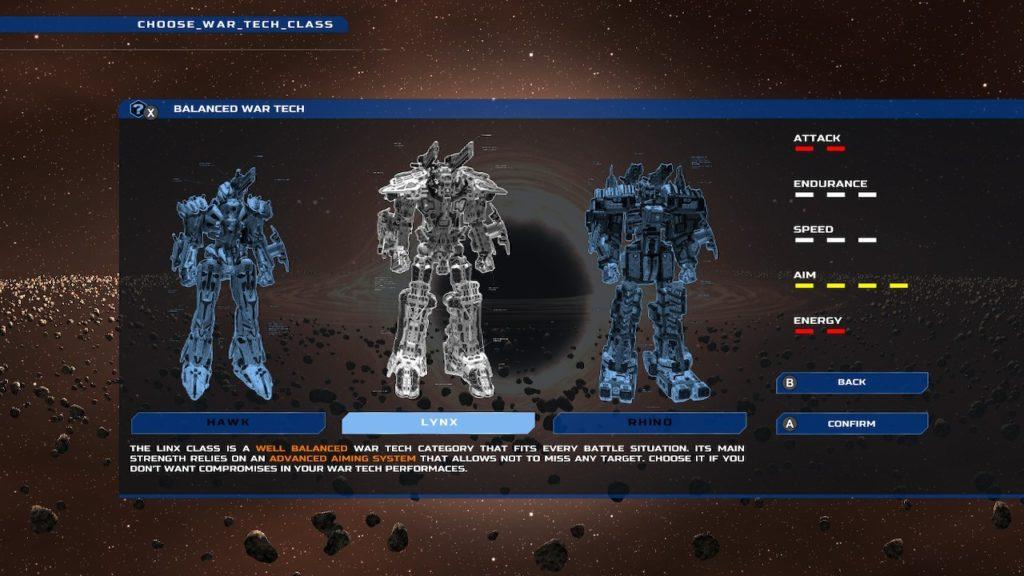 Обзор: War Tech Fighters - Механическое откровение 5