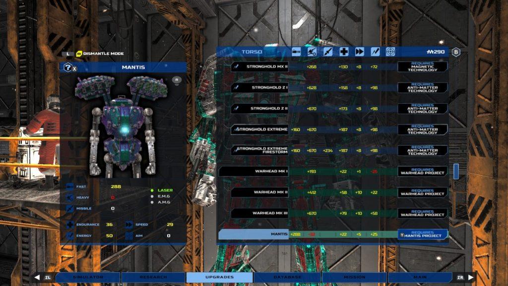 Обзор: War Tech Fighters - Механическое откровение 15