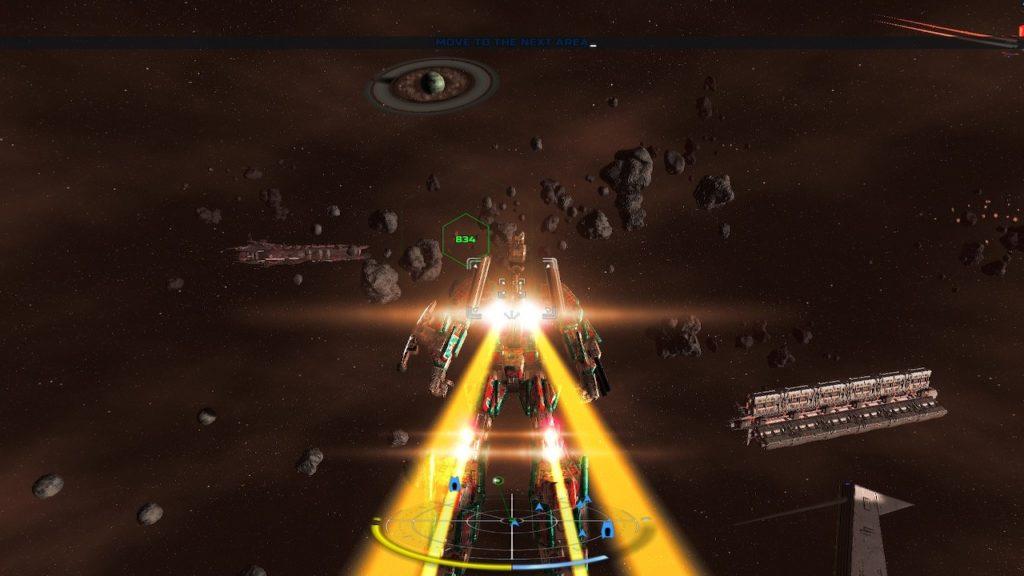 Обзор: War Tech Fighters - Механическое откровение 24