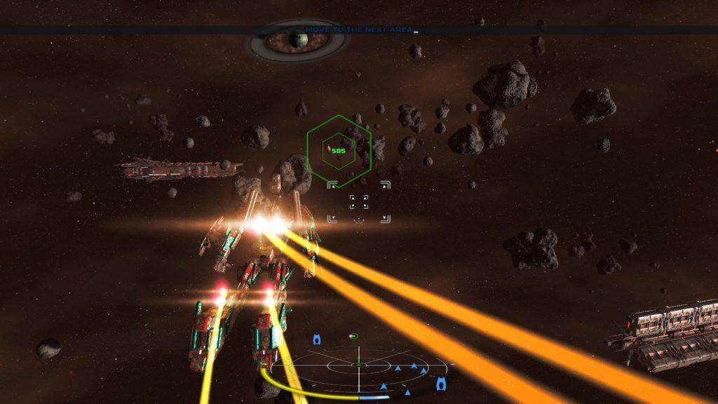 Обзор: War Tech Fighters - Механическое откровение 2