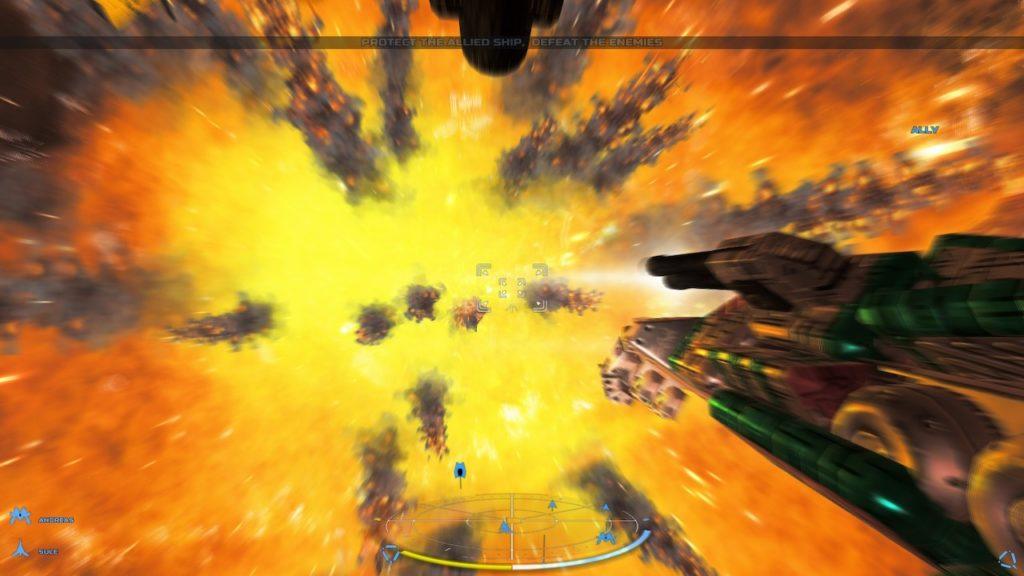 Обзор: War Tech Fighters - Механическое откровение 26