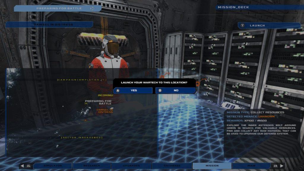 Обзор: War Tech Fighters - Механическое откровение 9