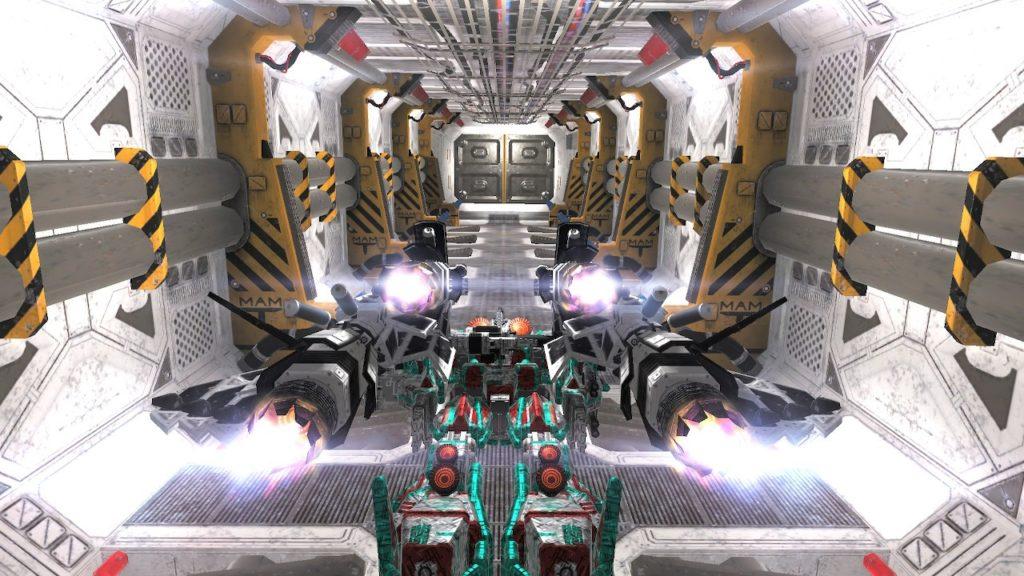 Обзор: War Tech Fighters - Механическое откровение 10