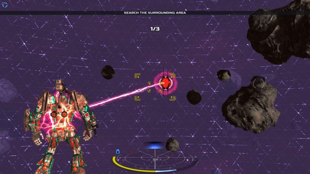 Обзор: War Tech Fighters - Механическое откровение 30
