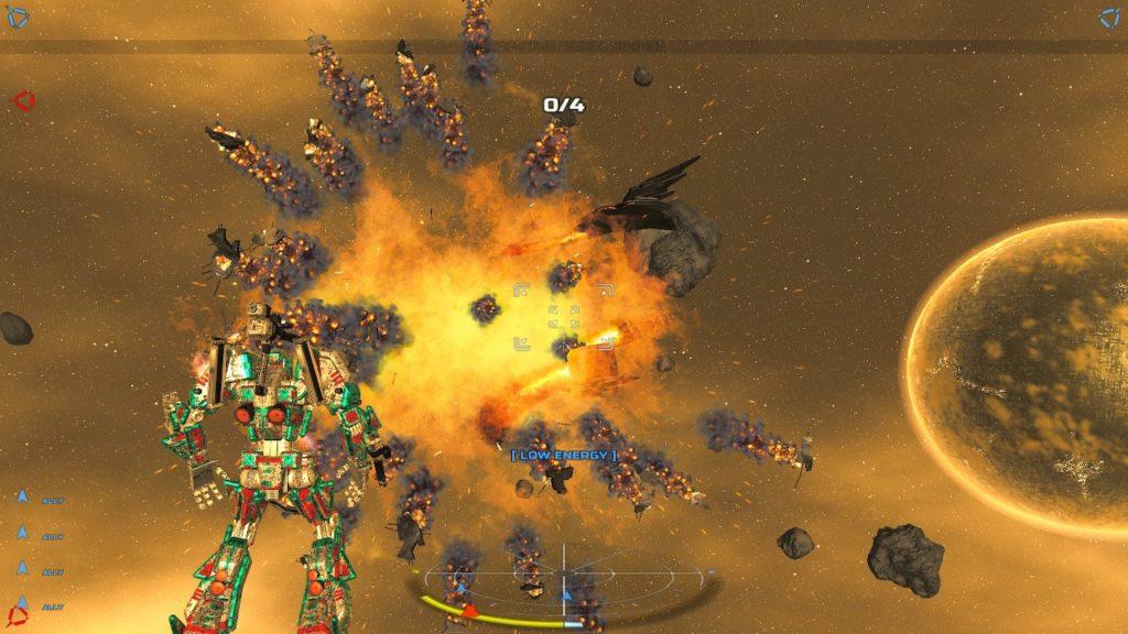 Обзор: War Tech Fighters - Механическое откровение 35