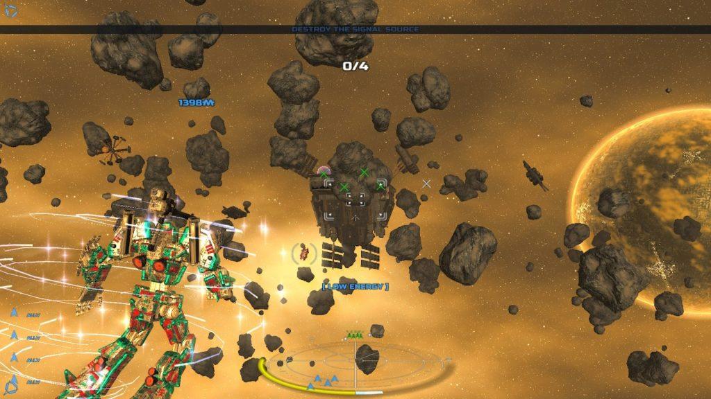 Обзор: War Tech Fighters - Механическое откровение 36