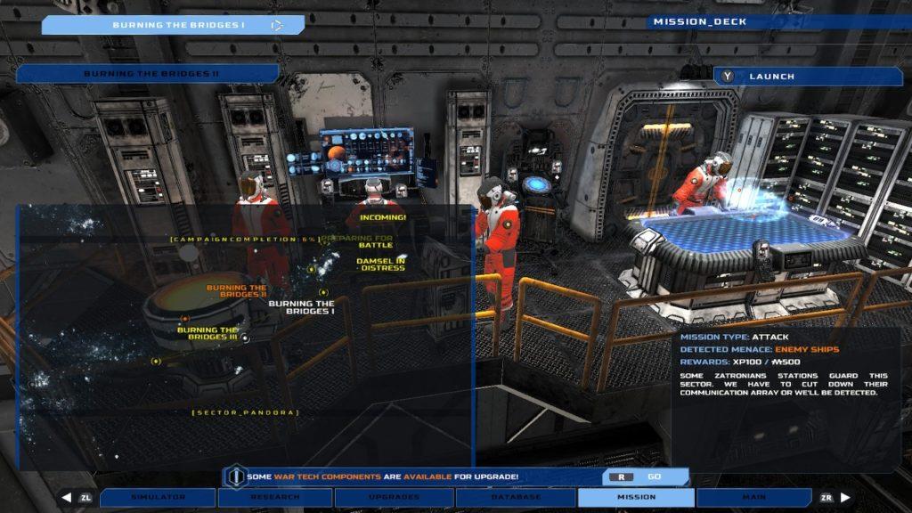 Обзор: War Tech Fighters - Механическое откровение 11