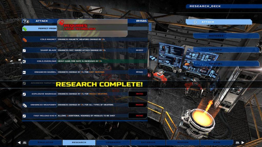 Обзор: War Tech Fighters - Механическое откровение 12