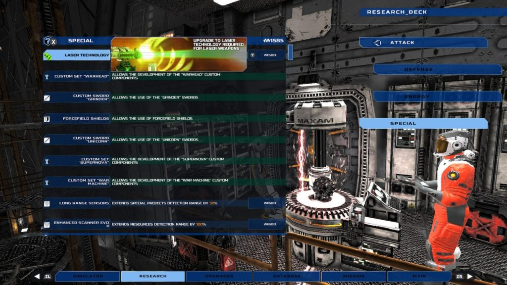 Обзор: War Tech Fighters - Механическое откровение 13