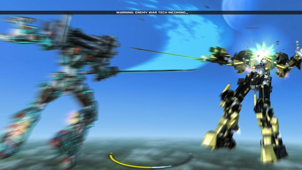 Обзор: War Tech Fighters - Механическое откровение 40