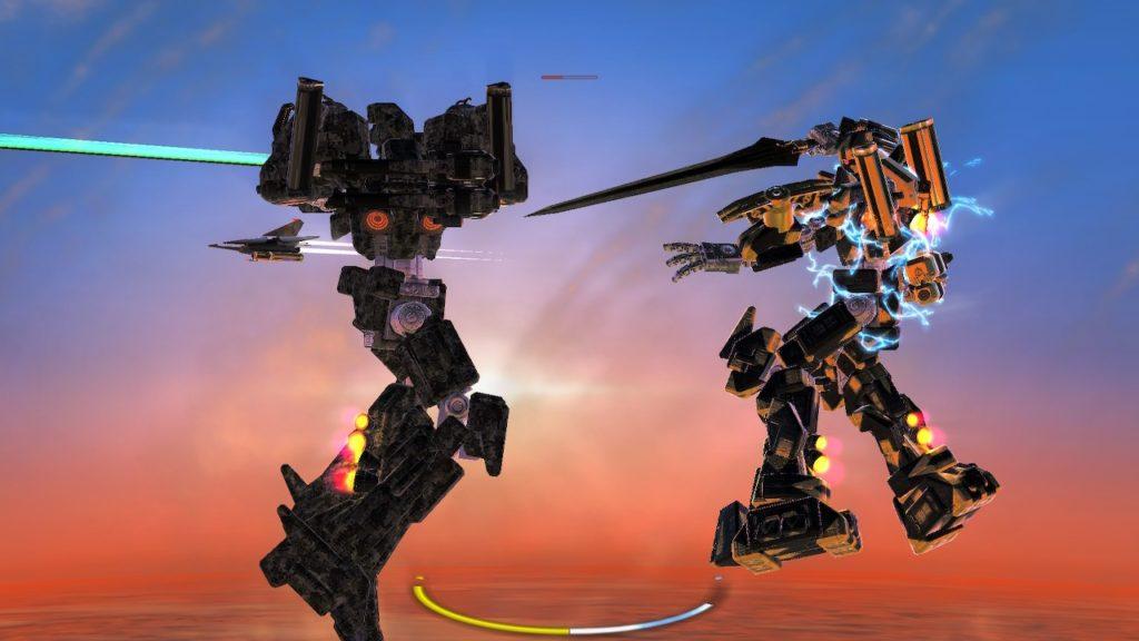 Обзор: War Tech Fighters - Механическое откровение 41