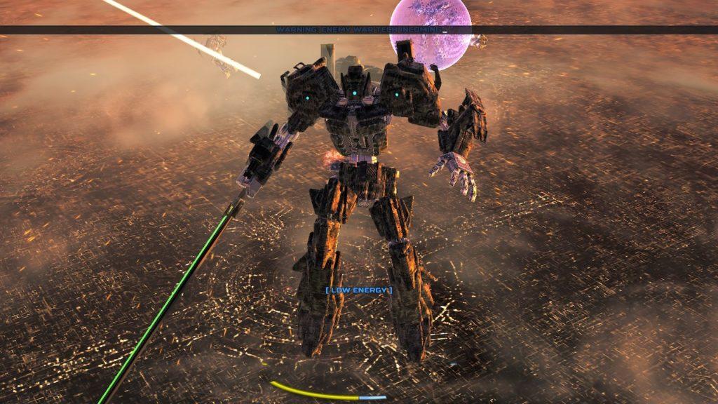 Обзор: War Tech Fighters - Механическое откровение 42