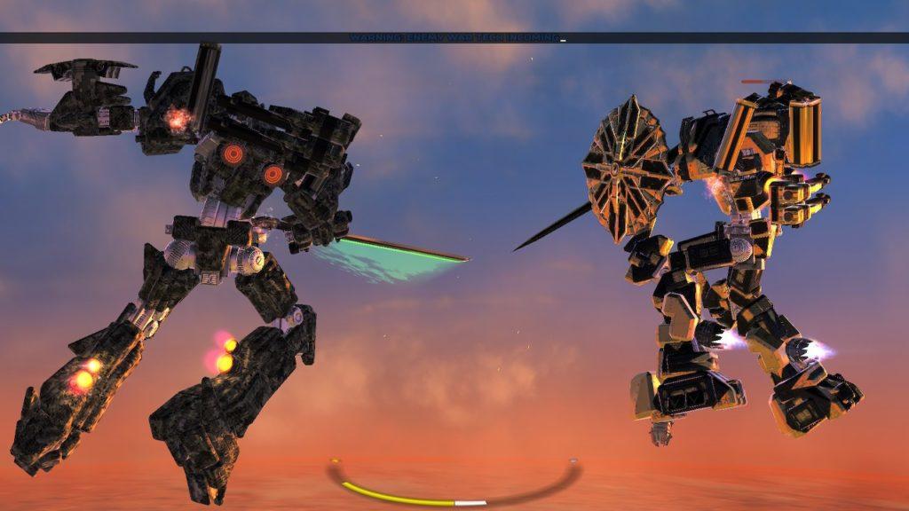Обзор: War Tech Fighters - Механическое откровение 43