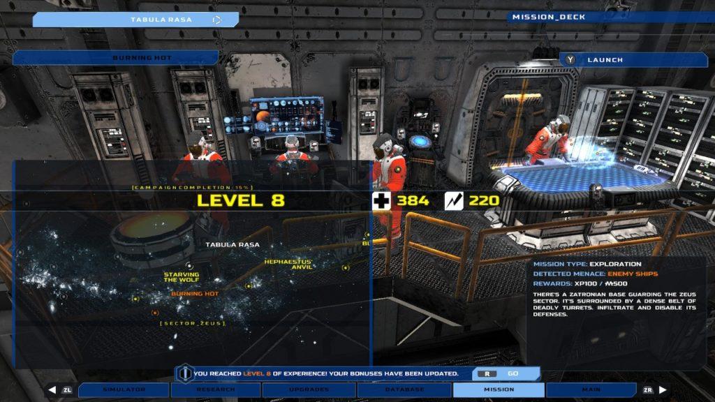 Обзор: War Tech Fighters - Механическое откровение 14