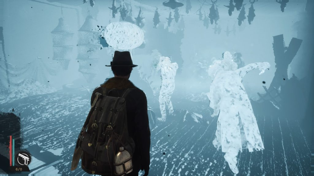 Обзор: The Sinking City - Где-то в глубинах подсознания 12