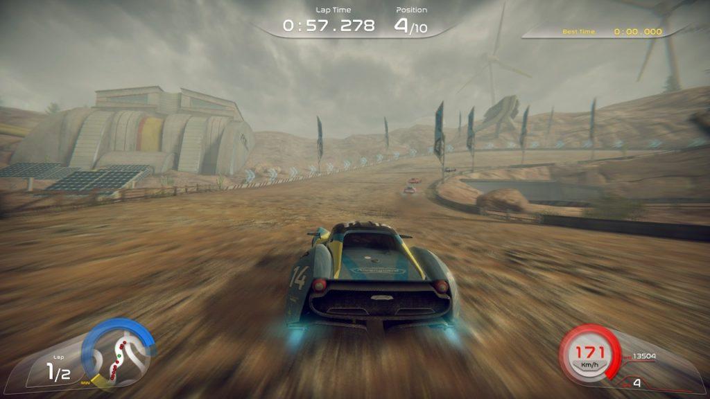 Обзор: Rise: Race The Future – Наконец-то, аркадная годнота 9