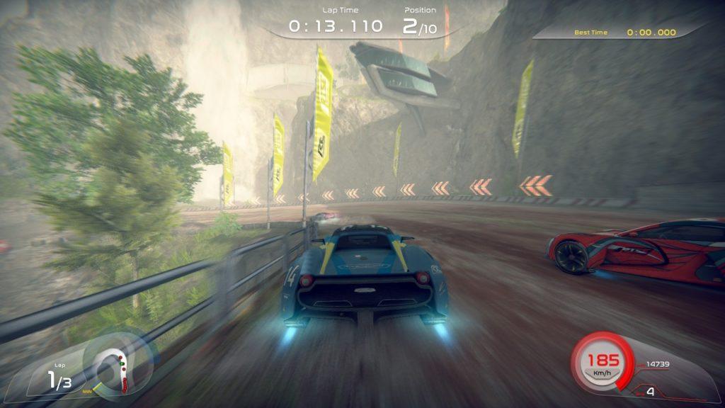 Обзор: Rise: Race The Future – Наконец-то, аркадная годнота 13