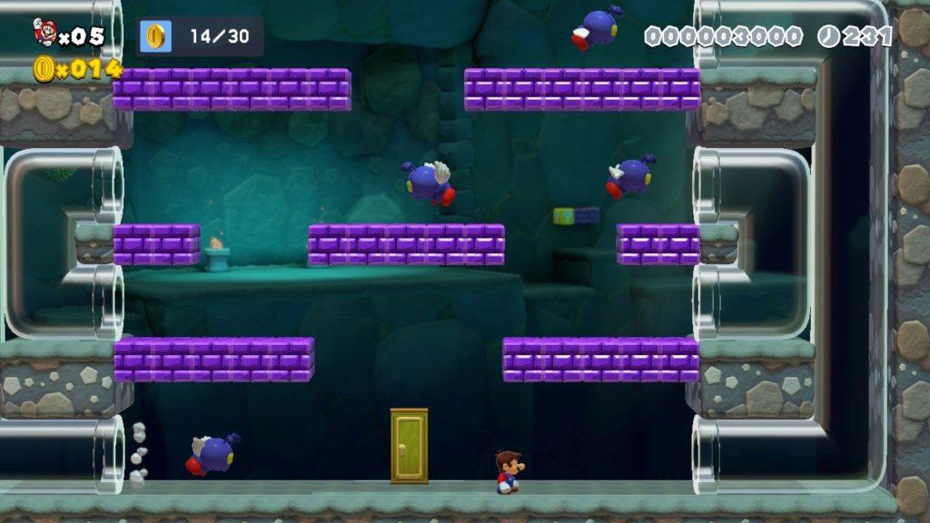 Обзор: Super Mario Maker 2 - Раб, прораб и голубь 6