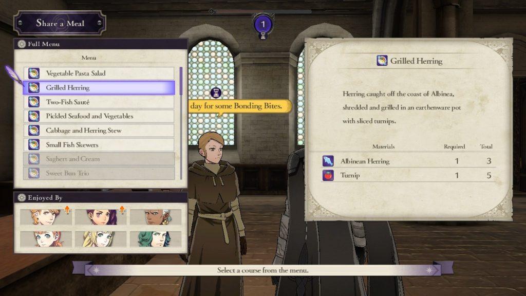 Обзор: Fire Emblem: Three Houses – Возраст не важен, если ты особенный 16