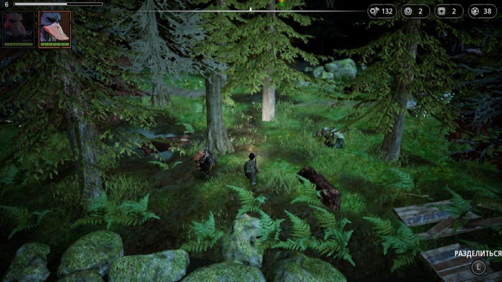 Обзор: Mutant Year Zero: Road to Eden – Гусь свинье и друг, и товарищ 16