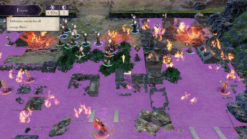 Обзор: Fire Emblem: Three Houses – Возраст не важен, если ты особенный 58