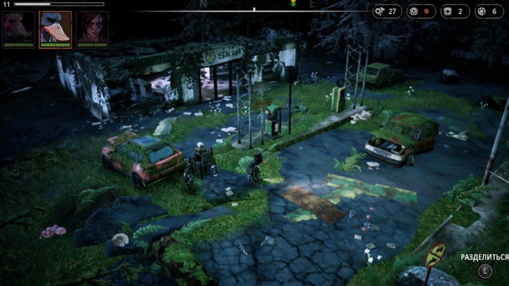 Обзор: Mutant Year Zero: Road to Eden – Гусь свинье и друг, и товарищ 25
