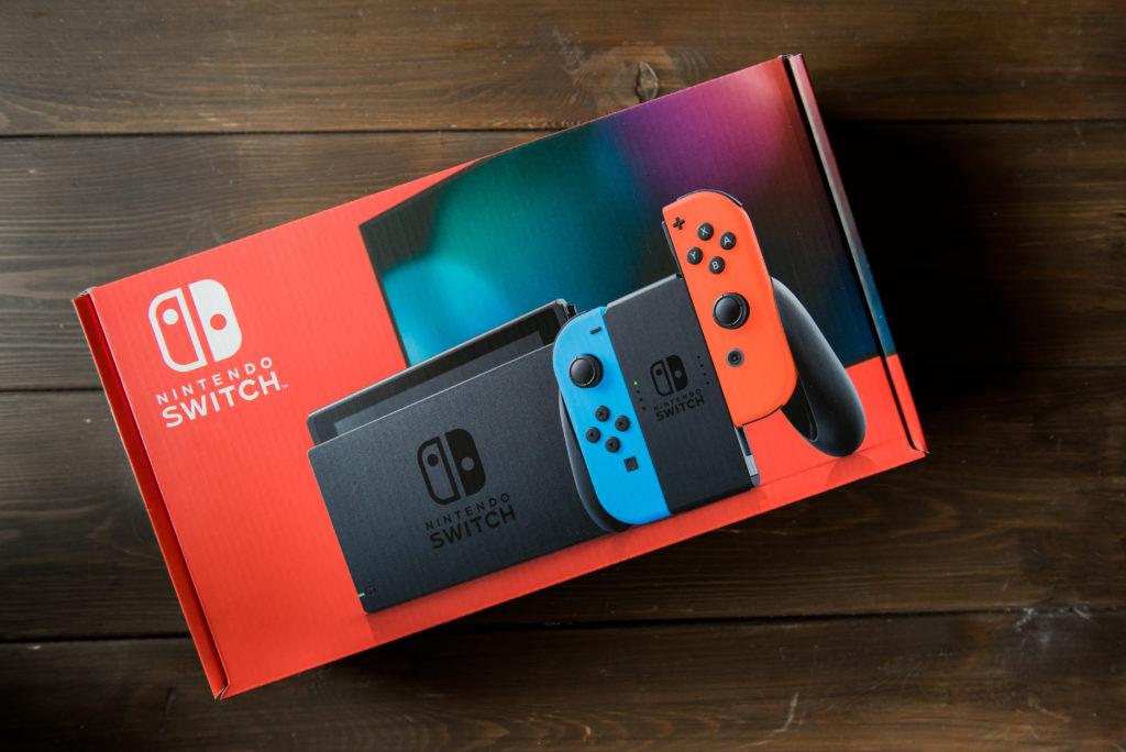 Обзор новой ревизии Nintendo Switch - автономность превыше всего 3