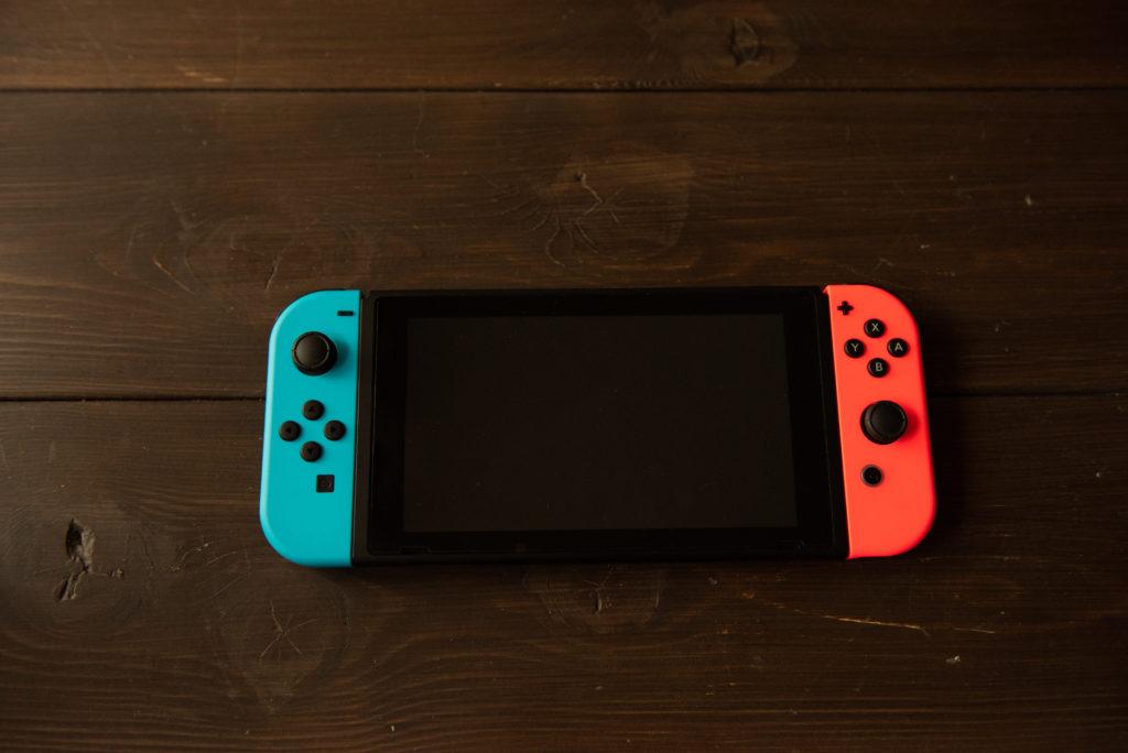 Обзор новой ревизии Nintendo Switch - автономность превыше всего 6